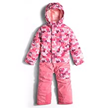 The North Face Little Girls' Toddler Insulated Jumpsuit (Sizes 2T - 4T)
