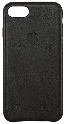 Apple Leather Case for iPhone 7 - Black