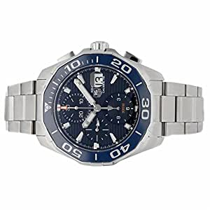 Tag Heuer Aquaracer automatic-self-wind mens Watch CAY211B.BA0927 (Certified Pre-owned)