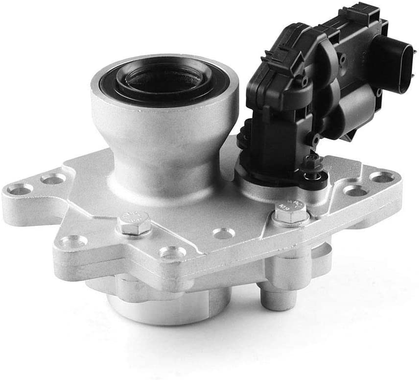 600-115 4WD Front Differential Axle Actuator and Disconnect Housing For 2002-2009 Trailblazer Envoy Bravada Ascender 9-7x Intermediate Shaft Bearing Assembly Part# 12471623
