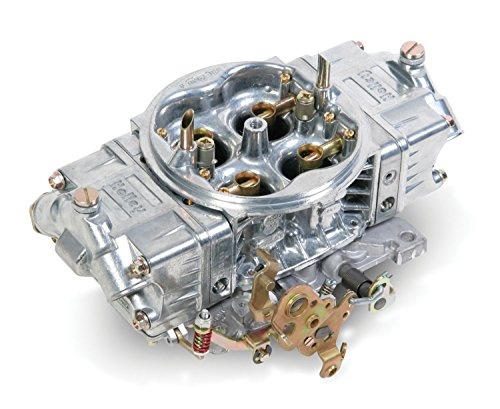 Holley 0-82651 Street HP 650 CFM 4-Barrel Street/Strip Carburetor
