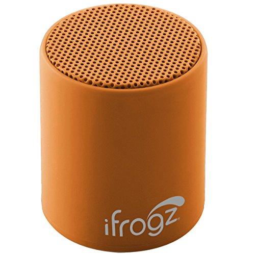 iFrogz Coda Pop Bluetooth Speaker - Orange Cream