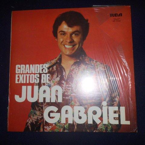 (Juan Gabriel , Grandes Exitos De Juan Gabriel Sello: RCA - LPVS 1773 Formato: Vinyl,)