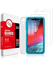 3 Pack Screen Protector Foils for Apple iPhone