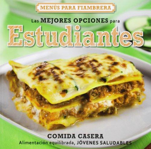 LAS MEJORES OPCIONES PARA ESTUDIANTES. COMIDA CASERA