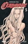 Claymore, tome 5 : Histoire de guerrières par Yagi
