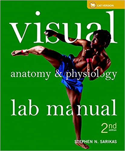 Amazon.com: Visual Anatomy & Physiology Lab Manual, Cat Version (2nd ...