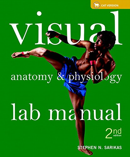 Visual Anatomy & Physiology Lab Manual, Cat Version (2nd Edition)