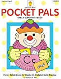 Pocket Pals: Hands-on Alphabet Skills