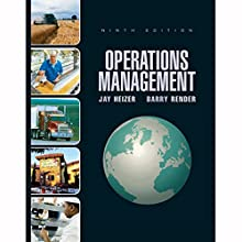 VangoNotes for Operations Management, 9/e Audiobook by Jay Heizer, Barry Render Narrated by Therese Plummer, Tom Wayland