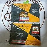 リラックマ × 京急 スケッチブック 2冊セット コラボ
