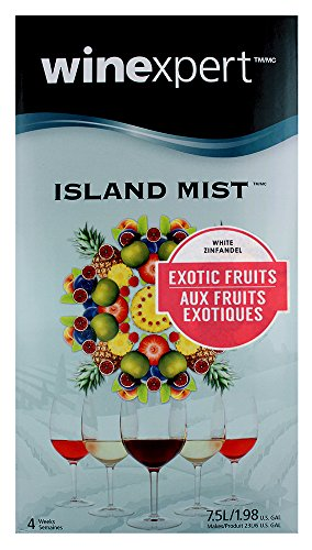 (Exotic Fruits White Zinfandel (Island Mist) Ingredient Kit )