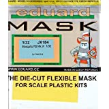 EDUJX184 1:32 Eduard Mask - Mosquito FB Mk.IV (for use with the Tamiya model kit) MODEL KIT ACCESSORY by Eduard