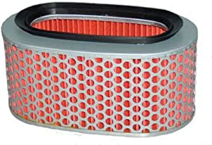Hiflofiltro HFA1710 Single Air Filters, black