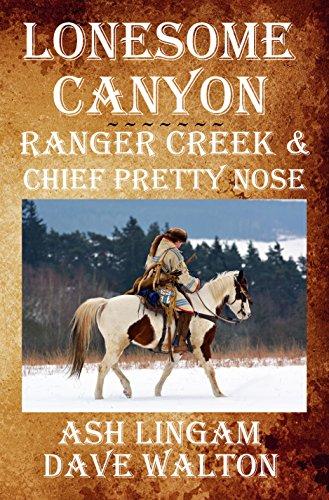 Lonsome Canyon: A Western Adventure (The Ridge Creek Trilogy Book 4) by [Lingam, Ash, Walton, Dave]