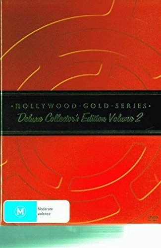 Hollywood Gold Box Sets - Volume 2 - The Man In The Grey Flannel Suit + Thunder Bay + Peeper + Soldier Of Fortune + The Chairman + Guns For A Coward + (The Man In The Grey Flannel Suit)