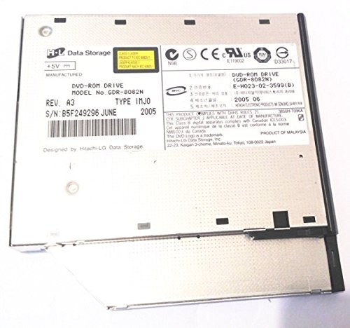 DRIVERS: HL DT ST DVD ROM GDR8082N