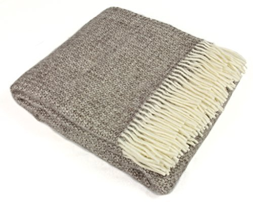 Tweedmill Throw Blanket - Pure New Wool - Lifestyle Illusion ()