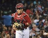 Christian Vazquez Autographed 8x10 Photo