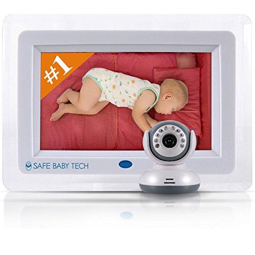 Best Video Baby Monitor  Designer Style, Feature Rich Premiu