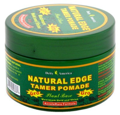 Deity America Tibetan Natural Edge Pomade, 4 Ounce - Edge Natural