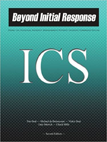 Beyond initial response 2nd edition using the national incident beyond initial response 2nd edition using the national incident management system incident command system 2nd edition fandeluxe Choice Image