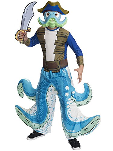 Rubies Skylanders Swap Force Wash Buckler Costume, Child Small