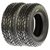 SunF Sport Quad ATV UTV Road Tires 26x8-14 26x8x14 6 PR A021 (Set pair of 2)