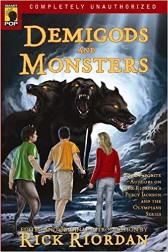 Demigods and Monsters: Your Favorite Authors on Rick Riordans Percy Jackson and the Olympians Series price comparison at Flipkart, Amazon, Crossword, Uread, Bookadda, Landmark, Homeshop18