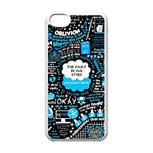 The Fault In Our Stars OKAY OKAY Phone Case For Iphone 5c KHR-U578880