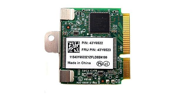 IBM Lenovo T400 T500 W500 SL400 43Y6523 2GB Intel Turbo Memory Card 43Y6522 at Amazon.com