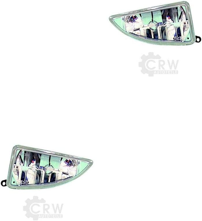 Nebelscheinwerfer Set FF-H1 f/ür FOCUS Bj 10//98-09//01