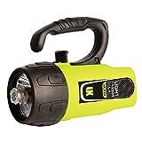 (US) Underwater Kinetics UK Light Cannon LED Lantern Grip Safety, Yellow