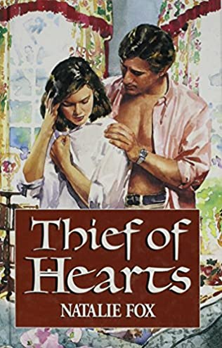 book cover of Thief of Hearts