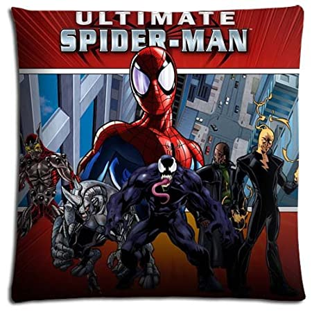 spiderman body pillow cover