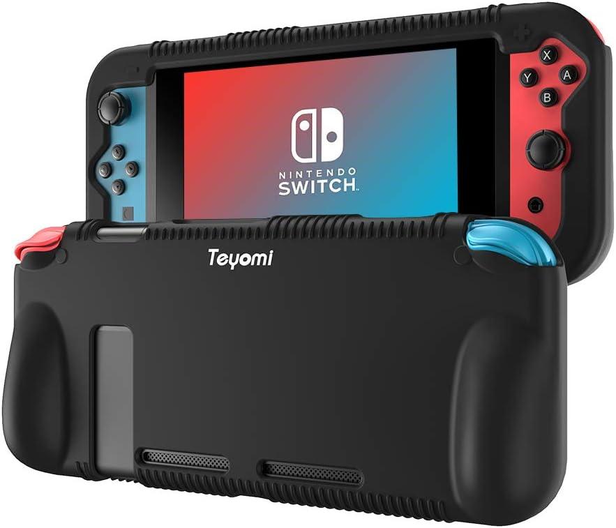 Teyomi Funda Nintendo Switch, Carcasa Protectora de Silicona para ...