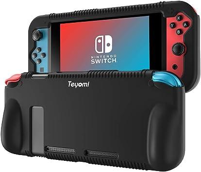 Teyomi Funda Nintendo Switch, Carcasa Protectora de Silicona ...