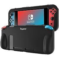 Nintendo Switch Case,Teyomi Protective Silicone Case Compatibel met Nintendo Switch Case (Switch-Black)