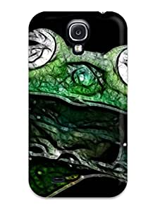 Premium XTJvbJR6777sdUTa Case With Scratch-resistant/ Abstract Fractalius Case Cover For Galaxy S4