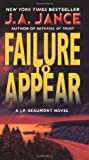 Failure to Appear, J. A. Jance, 0062086391