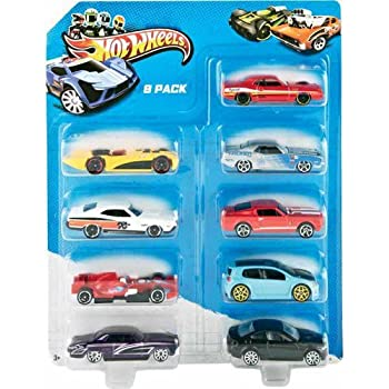 Amazon.com: Hot Wheels 9 Pack: Toys & Games