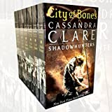 img - for Cassandra Clare The Mortal Instruments Book 1-6 Collection 6 Books Set (City of Bones, City of Ashes, City Glass, City of Lost Soul, City of Fallen Angels, City of Heavenly Fire) book / textbook / text book