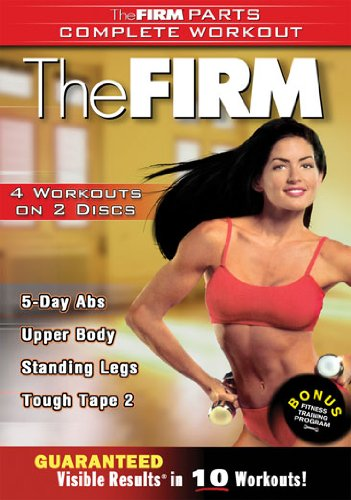 The Firm Parts Complete Workout Total Body 2-Pack by Good Times Video