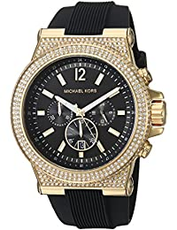 Michael Kors Men's DylanBlack Watch MK8556