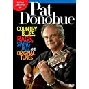 Guitar Artistry of Pat Donohue Country Blues, Rags, Swing Jazz and Original Tunes