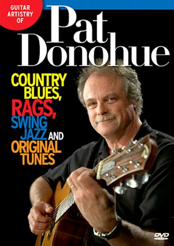 Guitar Artistry of Pat Donohue Country