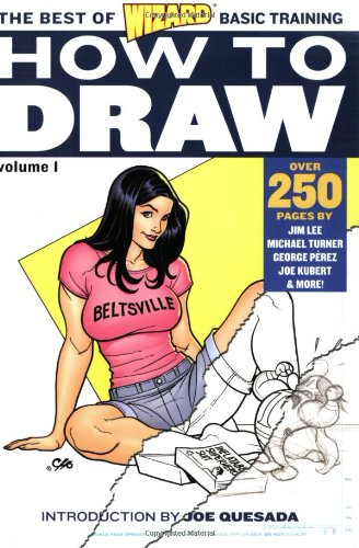 How to Draw: The Best of Basic Training, Vol. 1