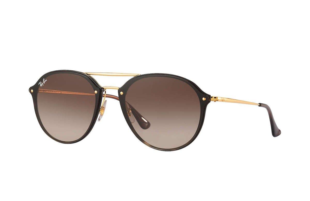 Ray-Ban Sunglasses Tortoise/Brown Plastic - Non-Polarized - 62mm