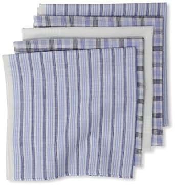 Nautica Men's Handerkerchief Set,Assorted,One Size