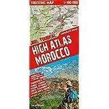 High Atlas Morocco : 1/100 000 (Trekking map)